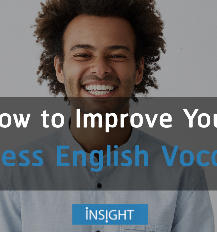 How to Improve Your Business English Vocabulary